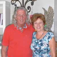Heike Keller und R. Stengel
