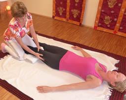 Prananadimassage